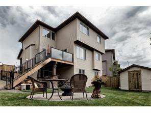 Detached Cimarron Springs Okotoks real estate