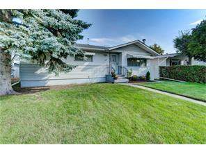 Detached Fairview real estate listing Calgary
