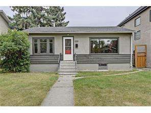 632 27 AV Nw, Calgary, Mount Pleasant Detached Real Estate: