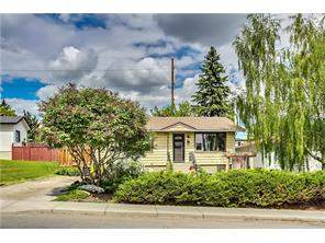 Detached Highland Park real estate listing Calgary