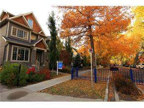 #1 211 11a ST Nw, Calgary, Hillhurst Attached Real Estate: Homes for sale