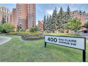 Homes For Sale located at #5203 400 Eau Claire AV Sw, Calgary MLS® C4137387 Homes for sale