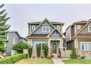 Garrison Woods Calgary Detached homes
