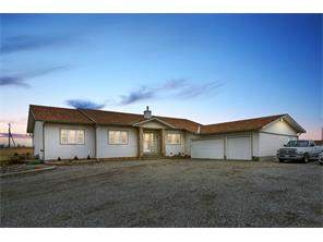 Tongue Creek Estates Real Estate: Detached home Rural Foothills M.D.