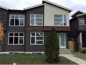 220 28 AV Ne, Calgary, Tuxedo Park Attached Homes For Sale Homes for sale
