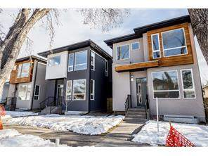 428 10 ST Ne, Calgary, Detached homes