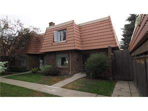 #8 714 Willow Park DR Se, Calgary, Willow Park Attached Real Estate: