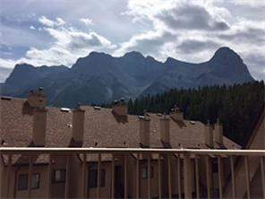 #305 200 Three Sisters Dr, Canmore, Three Sisters Attached Homes