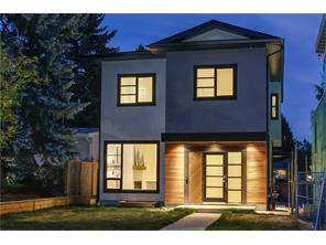 Detached Highwood Calgary real estate
