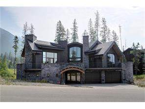 600 Silvertip Rd, Canmore, Silvertip Detached Homes For Sale