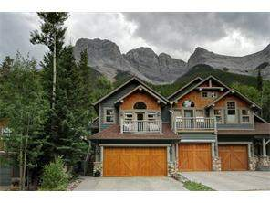 1121 Lawrence Grassi Rg, Canmore, Quarry Pines Attached