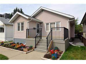 230 12 AV Ne, Calgary, Crescent Heights Detached Real Estate: