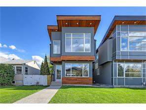 Detached Killarney/Glengarry real estate listing Calgary Homes for sale