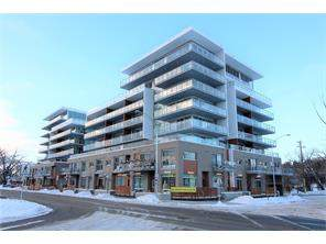 Hillhurst Apartment Hillhurst Real Estate listing #1306 1234 5 AV Nw Calgary MLS® C4138182