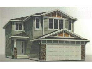 Cimarron Springs Okotoks Detached homes
