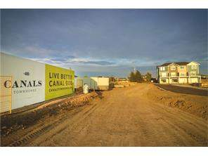 #205 1185 Channel Side Dr, Airdrie, Canals Attached Homes for sale