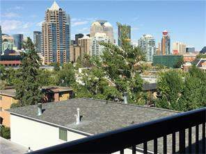 Apartment Lower Mount Royal real estate listing Calgary