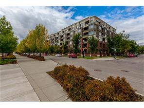 Apartment Bridgeland/Riverside real estate listing Calgary