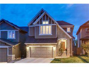 Detached Aspen Woods real estate listing Calgary