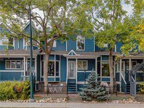 Sunnyside Attached Sunnyside real estate listing Calgary condominiums