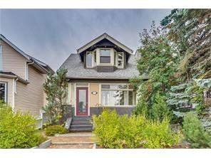 Detached Hillhurst real estate listing Calgary Homes for sale