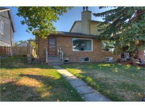 3818 3 ST Nw, Calgary, Highland Park Attached Real Estate: