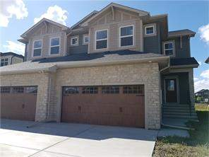 Chestermere Attached Kinniburgh real estate listing Chestermere