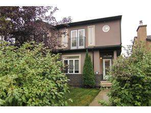 Montgomery Real Estate: Attached home Calgary