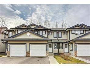 Attached Westmere real estate listing Chestermere