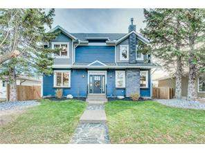 Detached Wildwood Calgary real estate