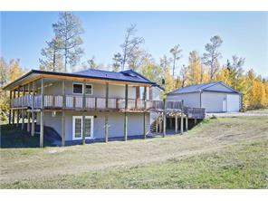 444 Burnt Timber Rd in  Rural Mountain View County-MLS® #C4139869