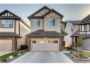 Detached Skyview Ranch real estate listing Calgary