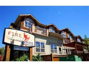 Attached Bow Valley Trail real estate listing Canmore