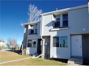#302 700 Allen ST Se, Airdrie, Attached homes