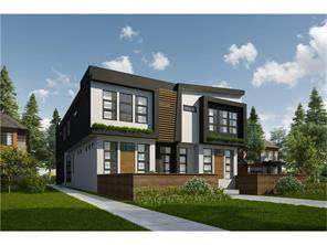 #1 137 24 AV Ne, Calgary, Attached homes