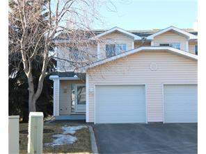 Attached Hawkwood real estate listing Calgary