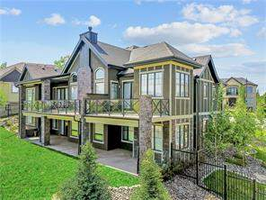 Detached Springbank Hill real estate listing Calgary
