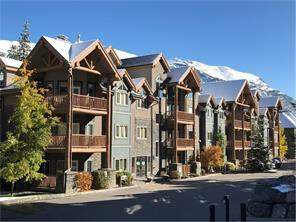 #118 175 Crossbow Pl, Canmore, Three Sisters Apartment Real Estate