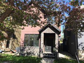 Richmond Park Detached Richmond real estate listing Calgary
