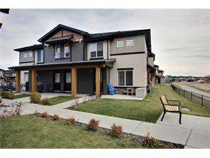 Attached Prairie Springs Airdrie real estate