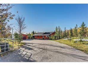 Detached Red Deer Lake Rural Foothills M.D. real estate