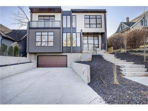 Detached Scarboro Calgary real estate