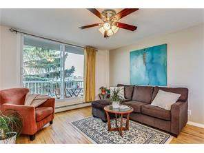 #305 1143 37 ST Sw, Calgary, Rosscarrock Apartment