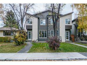 2017 41 AV Sw, Calgary, Altadore Attached Homes