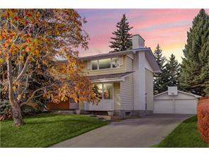 3436 Underwood PL Nw, Calgary, Detached homes
