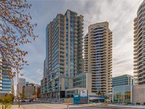 Downtown West End Apartment Downtown West End real estate listing Calgary