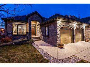 Detached West Springs real estate listing Calgary Homes for sale