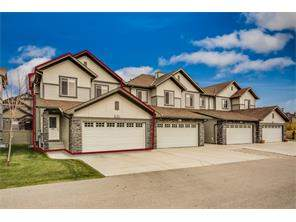 #129 100 Coopers Cm Sw, Airdrie, Coopers Crossing Attached Homes