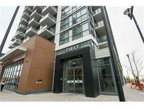 #404 550 Riverfront AV Se, Calgary, Downtown East Village Apartment