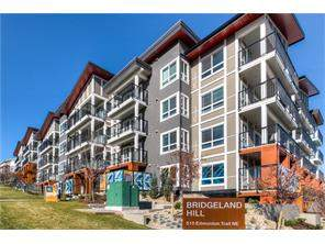 Calgary Apartment Bridgeland/Riverside Real Estate listing
